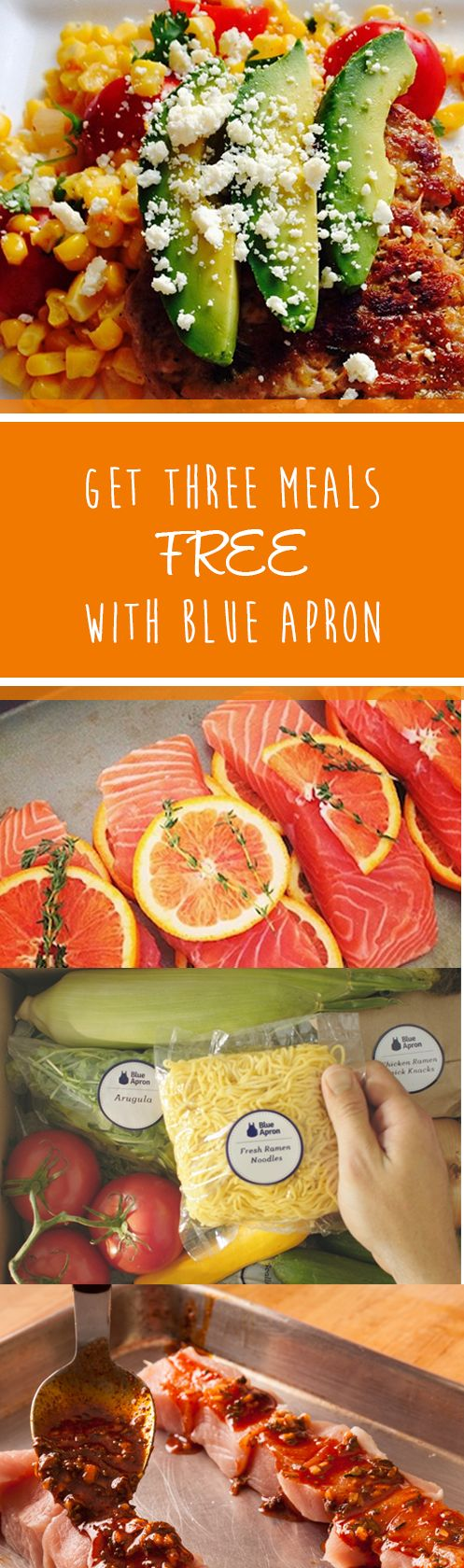 Blue apron yucca