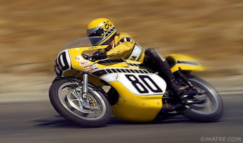 Early Kenny Roberts