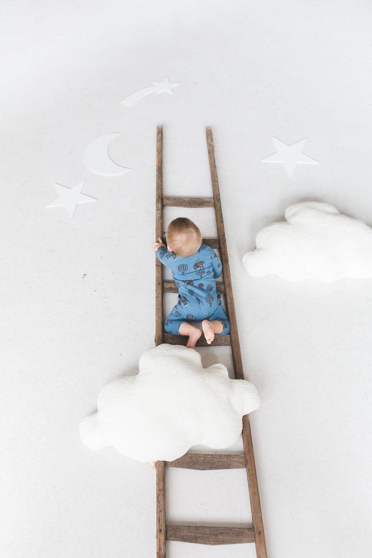 nOeser kids clothing #babyboy #noeser #clouds