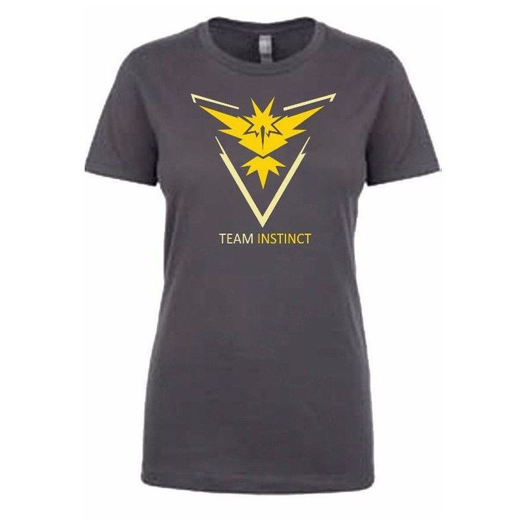 Get this limited edition t shirt and let the world know how much you love  Team Valor Pokemon Go T-Shirt Women Available in T shirt and Long Sleeve  Styles !