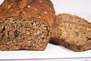 Illatos kenyér - dagasztás nélkül ~ Receptműves