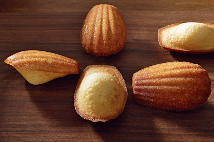 Traditional Madeleines Recipe | Best Baking Recipes