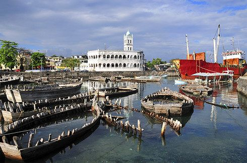Comoros   Where: Located off the east coast of Africa Why you need to go: The slow pace of life on the islands is perfect for people looking to take in its natural beauty. The capital city Moroni is located at the foot of a volcano and is full of incredible architecture.
