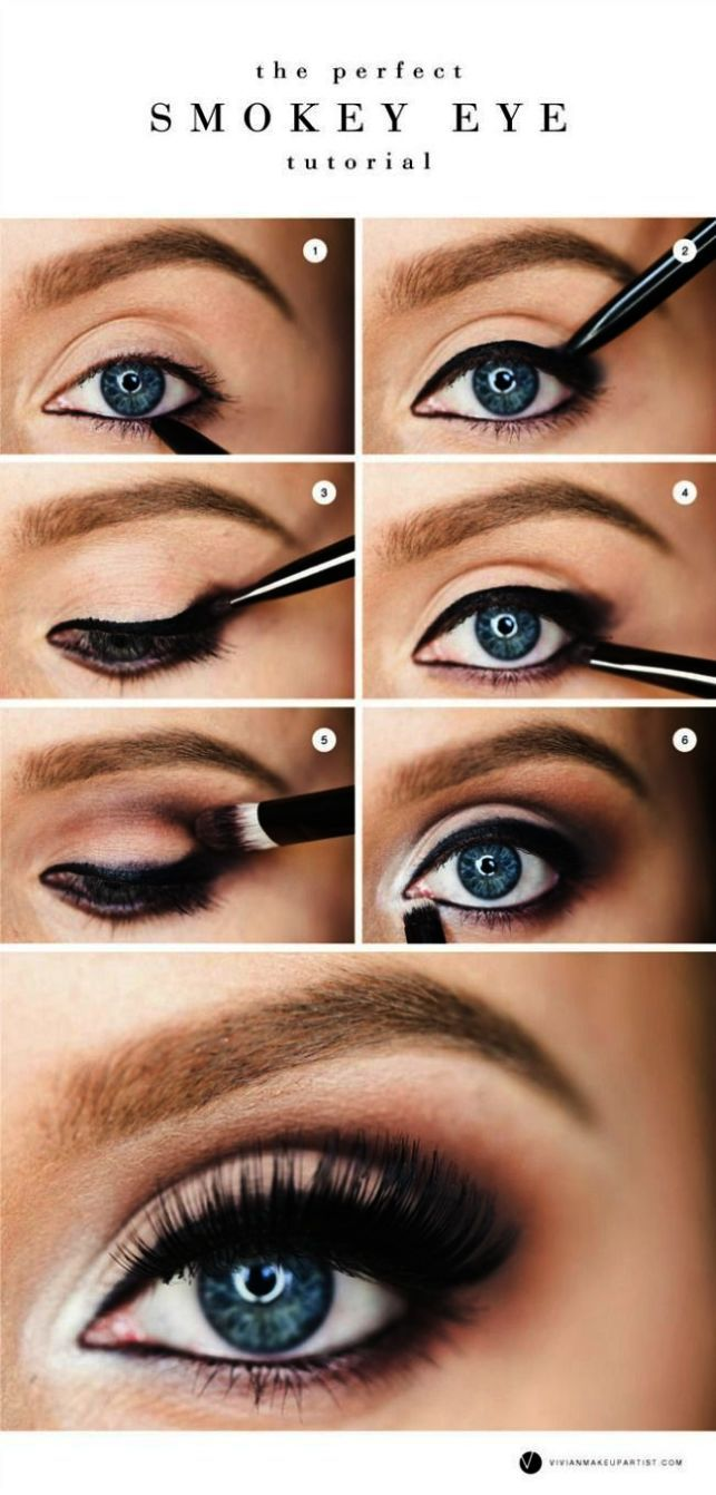 Smokey Eye Makeup Guide Smokey Eye Tutorial Youtube Smokey Eye