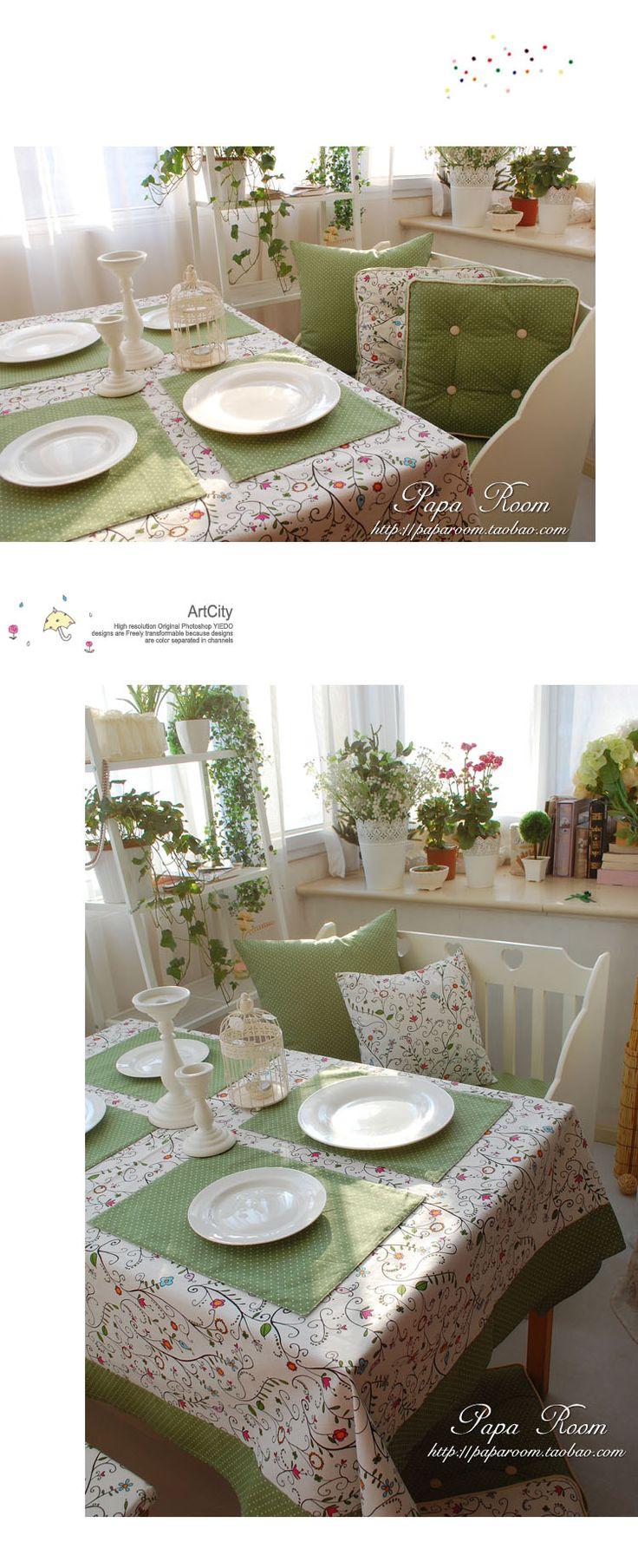 100% limitada de fadas de verão de algodão pequeno doce fresco rústico toalha de mesa toalha de mesa de jantar gremial em Toalhas de mesa de Home & Garden no AliExpress.com   Alibaba Group