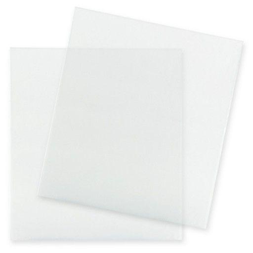 Optical Quality Styrene Sheets