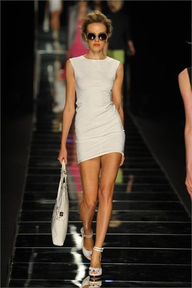 John Richmond Spring/Summer 2012 Ready-To-Wear Collection.