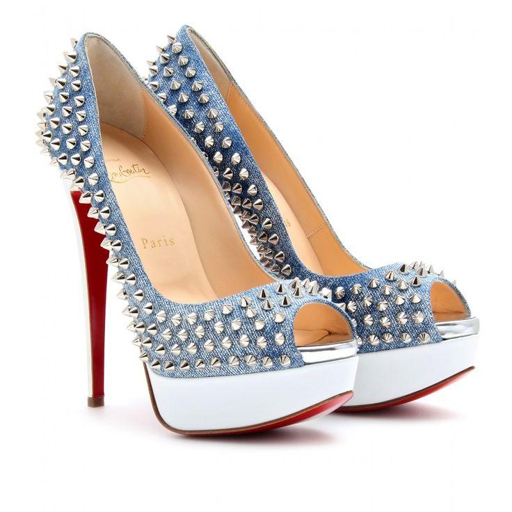 Shop Women\u0027s Christian Louboutin Heels on Lyst. Track over 4196 Christian  Louboutin Heels for stock and sale updates.