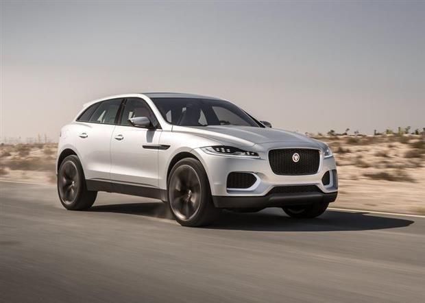 Baptisé F-Pace, le premier SUV de Jaguar pourrait également être son premier véhicule hybride rechargeable