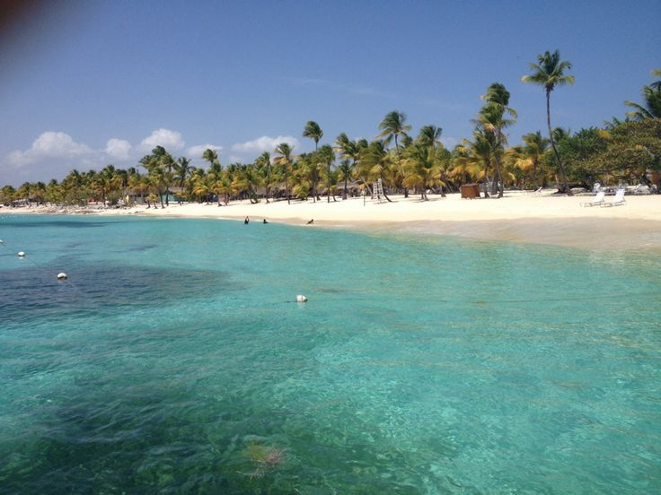 Dominican Republic,La Romana, Catalina Island (ombine a visit to Altos de Chavón with a boat trip to nearby Catalina Island, for snorkeling, merengue lessons and a beach picnic)