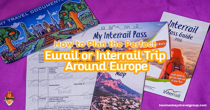 Few handy tips on how you can plan your perfect Eurail or Interrail adventure around Europe. Have a lovely time in your European adventure!