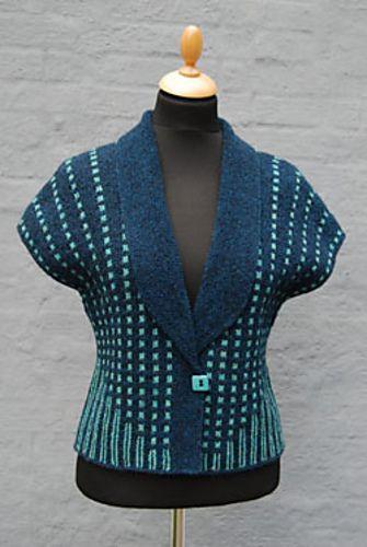 Ravelry: Drip-drop pattern by Hanne Falkenberg