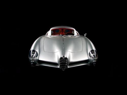 . #silver: Romeo Bat9, Alfa Romeo, Classic Cars, Bats, Romeo B A T, 1955 Alfa, Alfaromeo