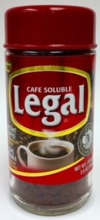 Buy LEGAL Instant Coffee - Cafe Soluble con Azucar Caramelizada at MexGrocer.com