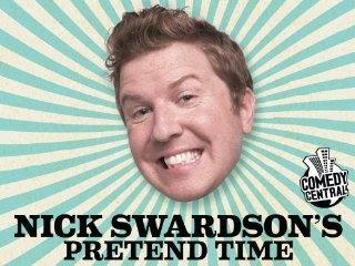 Nick Swardson's Pretend Time (sooooo funny!)