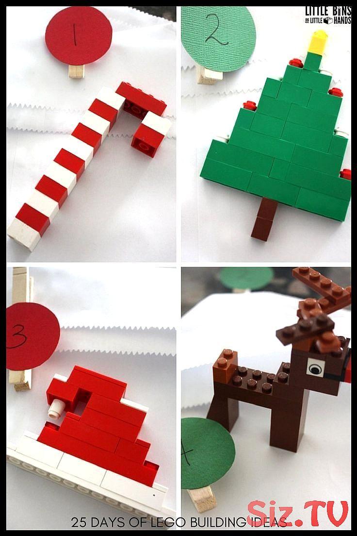 Lego Advent Calendar 25 Days Christmas Countdown Advent