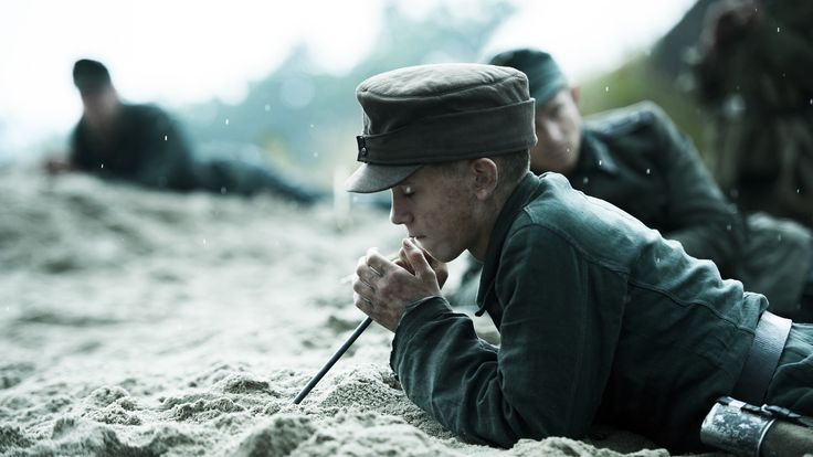 Land of Mine, um óptimo filme da Dinamarca http://palavrasdoabismo.blogspot.com/2017/07/land-of-mine.html #filmes #cinema #oscars2017