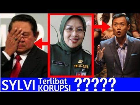 Sylvi Cawagub Agus Kena Kasus Korupsi AHY Dan SBY Pasti Kaget