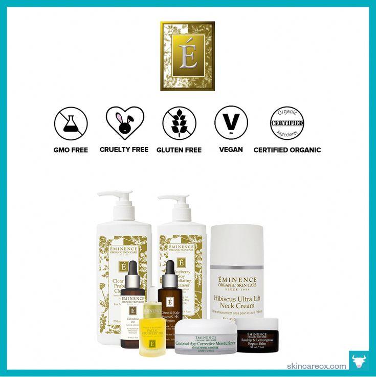 Eminence Organic Skin Care Line Skin Care Ox Organicmakeup Skincare50s In 2020 Organic Skin Care Lines Organic Skin Care Eminence Organic Skin Care