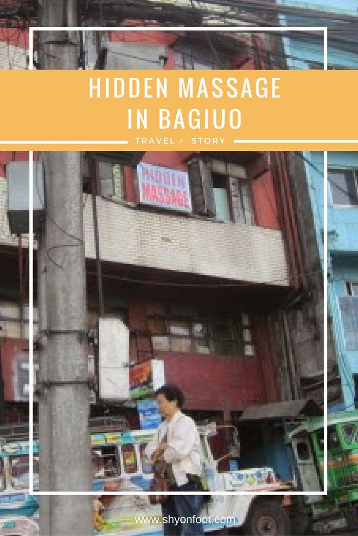 Hidden Massage in Baguio