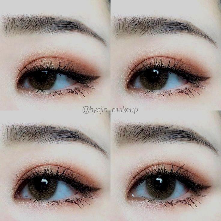 Korean Makeup Tutorials The High Temperature Helps Set The Curl So Your Eyelash Curl Koreanmakeuptutoria Korean Makeup Tips Ulzzang Makeup Korean Eye Makeup