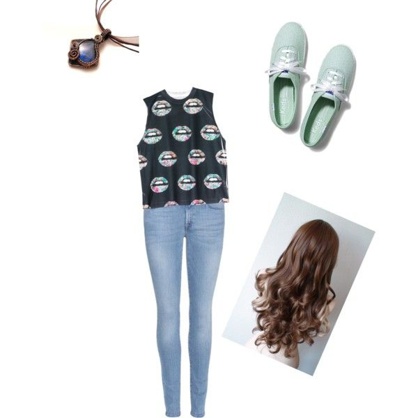 """A casual outfit"" by jordiejuice12 on Polyvore"