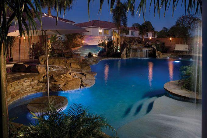 Beauty pool