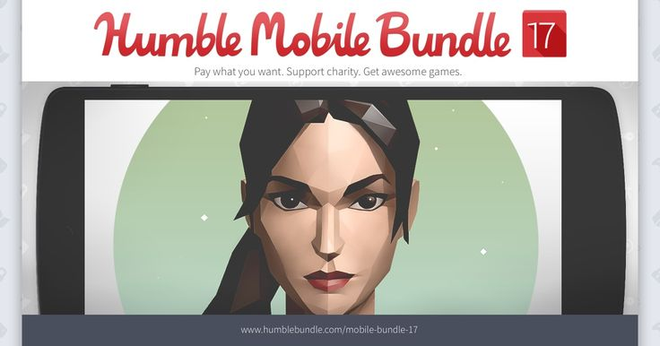 Humble Mobile Bundle 17 (Android) Includes Lara Croft GO  7 more Games. Unlock all for around $6 #LavaHot http://www.lavahotdeals.com/us/cheap/humble-mobile-bundle-17-android-includes-lara-croft/76480