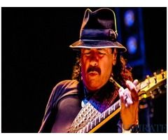 VIP Tickets for Carlos Santana Concert in Dubai