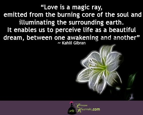 Love is a Magic Ray :)