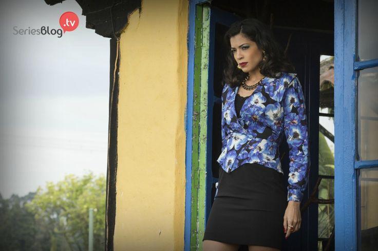 Tata Escobar dans Narcos de Netflix