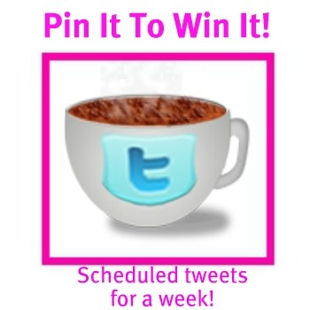 Re-pin for a chance to win! Win and I'll scheduled 6 daily tweets for you for a week!  Leaving you more time to do more important things! Leave me a comment and you'll be in the running!  Winner chosen Wednesday 14th March.  http://colourmefit.com/website-resources
