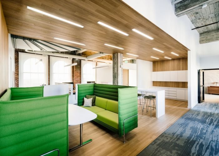 G2 insurance office design 7 office pinterest san - Office interior design san francisco ...