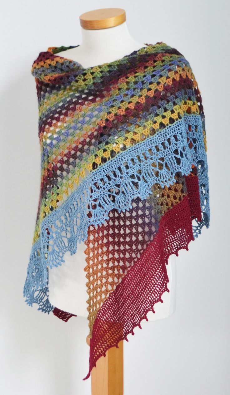 165 best haken images on pinterest knitting ponchos and crochet zahra pattern by bernadette ambergen bankloansurffo Image collections
