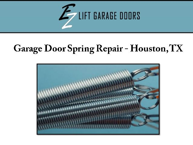 7 best garage door spring repair sugar land images on