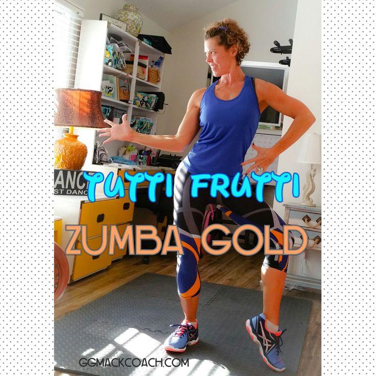 Tutti Frutti Zumba Gold