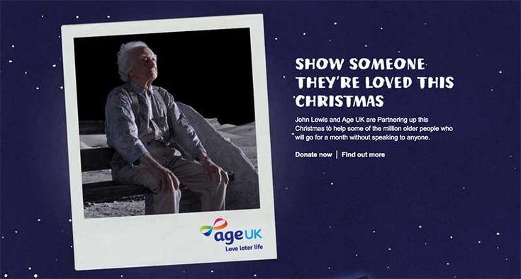 Man on the Moon - John Lewis' Christmas advert 2015