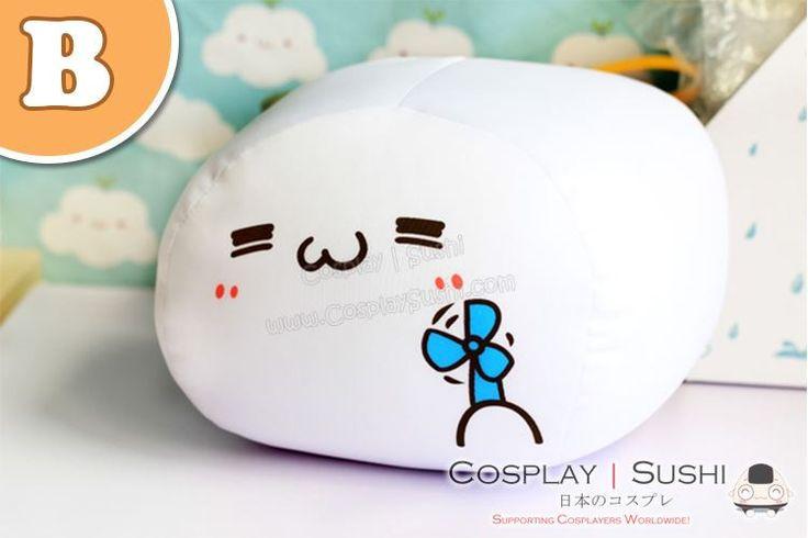 Cute Dumpling Emoji Plushie~  SHOP NOW ► http://bit.ly/1R3Mntn Follow Cosplay Sushi for more cosplay ideas! #cosplaysushi #cosplay #anime #otaku #cool #cosplayer #cute #kawaii #plushie #Emoji #Dumpling