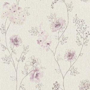 573404 RASCH vliesová tapeta na zeď romantická Amélie, velikost 53 cm x 10,05 m