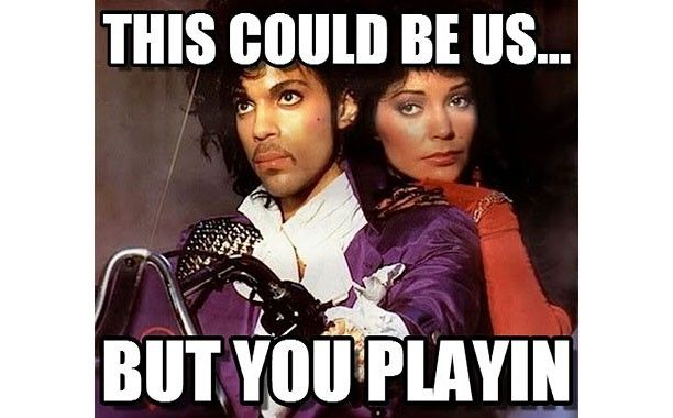 Sign o' the times: The internet's 17 best Prince memes and GIFs