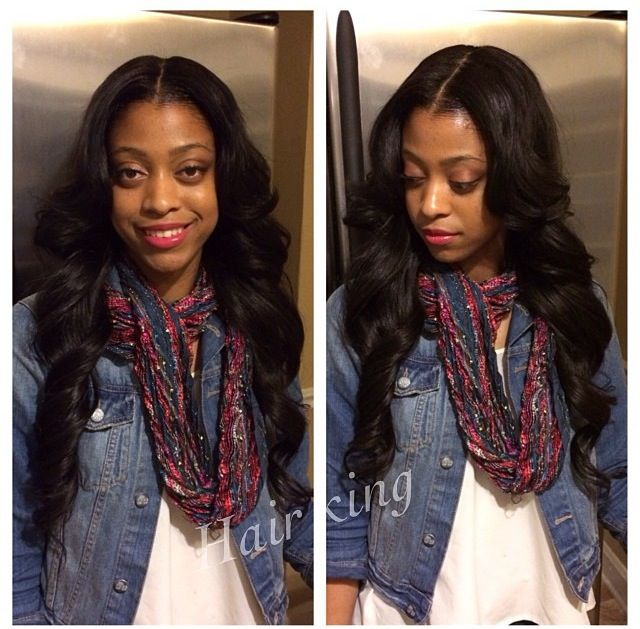 Enjoyable 1000 Images About Weave Sew Ins Hairstyles On Pinterest Human Short Hairstyles Gunalazisus