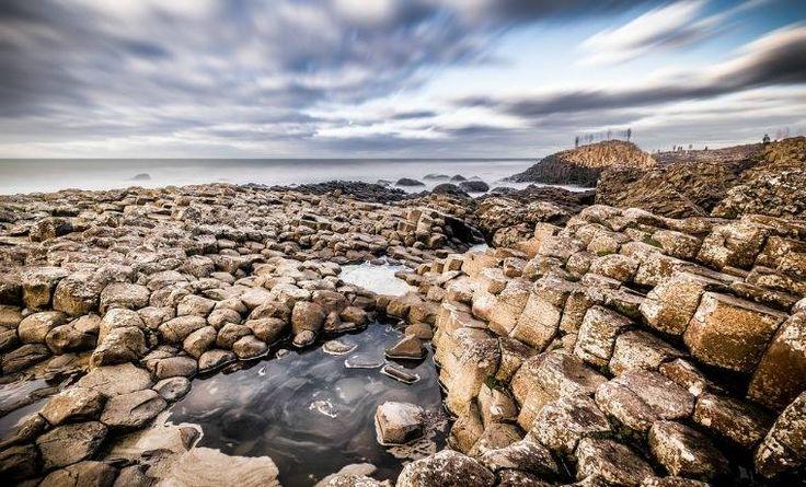 Giant's Causeway Irlandia Północna / Північна Ірландія  www.nevadatravel.pl