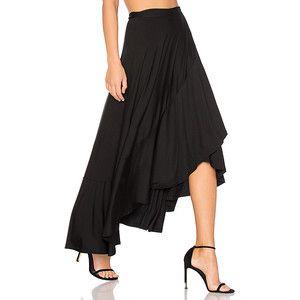 Rachel Pally Ruffle Wrap Skirt