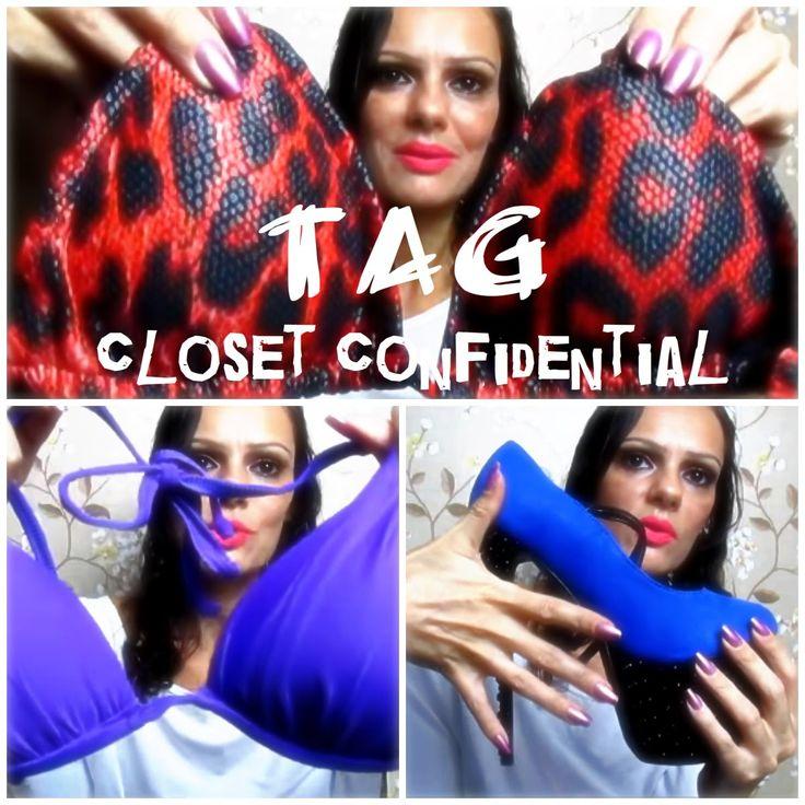 TAG Closet Confidential   Luciana Queiróz