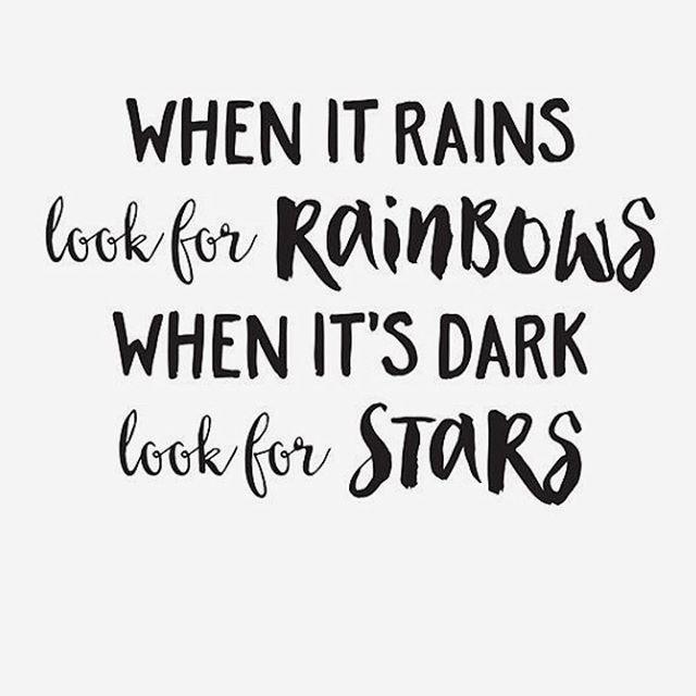 #Loves this #Quote ❤️ #Rain #Rainbows #Stars  #inspiration #words #wordsofwisdom www.kidsdinge.com http://instagram.com/kidsdinge https://www.facebook.com/kidsdinge/ #kidsdinge #Kids