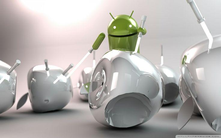 ¿Es Realmente Android más Estable que iOS 7 como Sistema Operativo?
