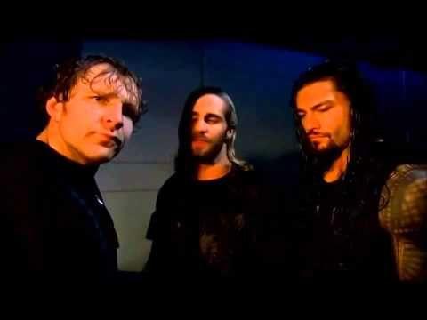 The Shield Debates Over Erick Rowan's Mask - YouTube