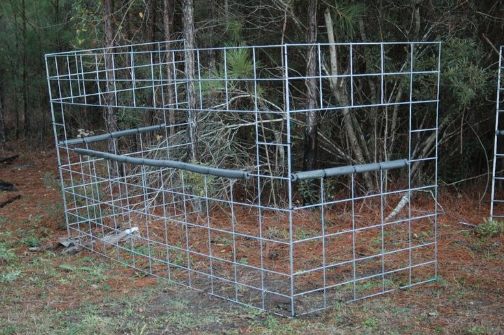 how to make cheap duck blinds