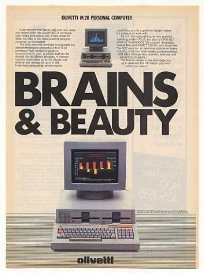 Brain & Beauty poster