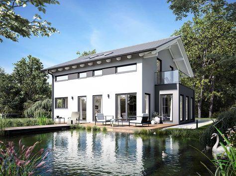 Wunderbar Einfamilienhaus Schwabenhaus. Haus Am Wasser. Fertighaus, Weitere Haustypen  Im Überblick.